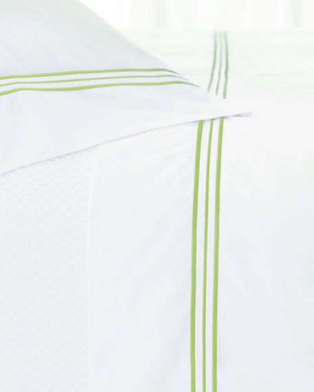 Pair of Trio Standard Pillowcases
