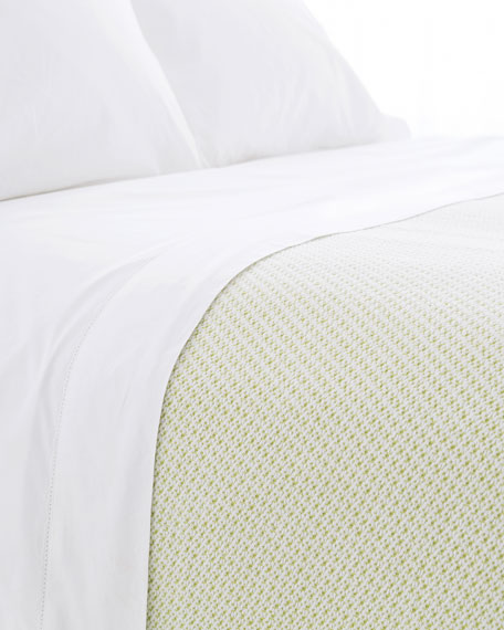 Quinn Twin Cotton Blanket