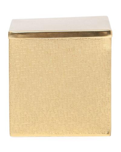 Tiset Canister, Gold