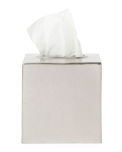 Tiset Tissue Box, Nickel