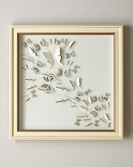 Butterfly Family I Wall Art and Matching Items