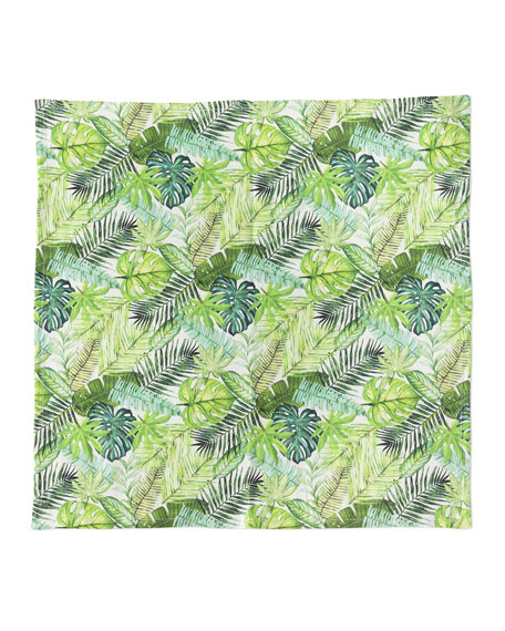 Tropical Ferns Napkin