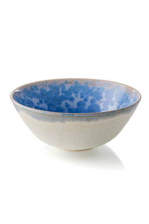 Simon Pearce Pure Crystalline Large Bowl