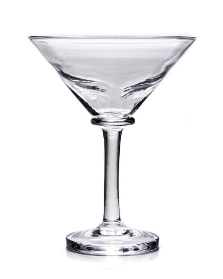 Woodbury Martini Glass