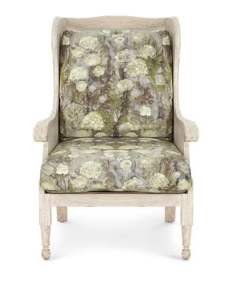 Scandinavian Wing Chair