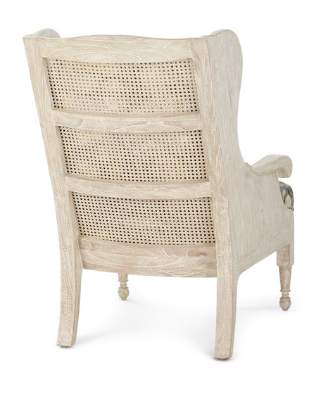 Scandinavian Wing Chair