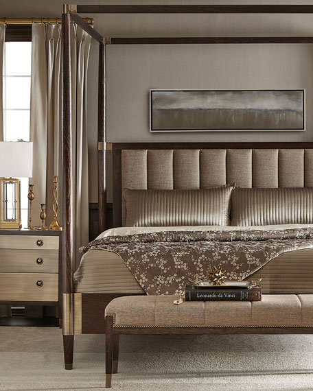 Clarendon King Canopy Bed