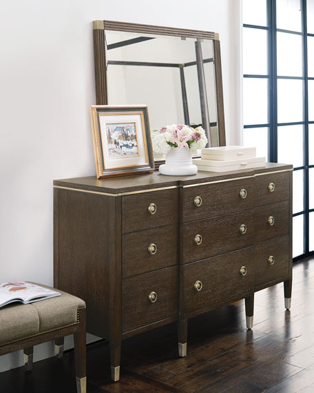 Clarendon 9-Drawer Dresser