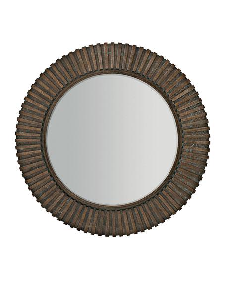 Clarendon Round Mirror