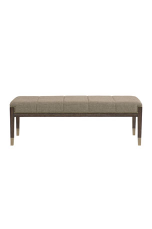 Remarkable Bedroom Benches At Neiman Marcus Machost Co Dining Chair Design Ideas Machostcouk