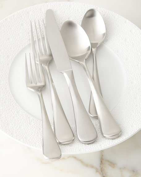 Blakes Brushed 20-Piece Flatware Service