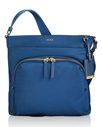 Voyageur Capri Crossbody Bag