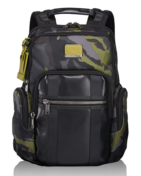 Tumi Nellis Backpack, Green