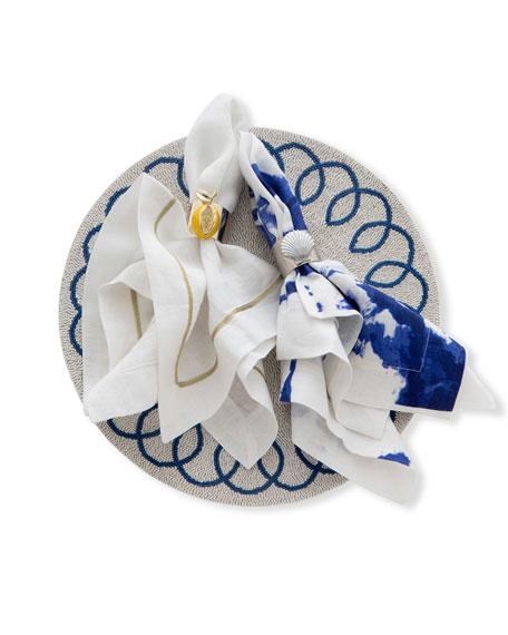 Joanna Buchanan S2 Blue Brushstroke Dinnner