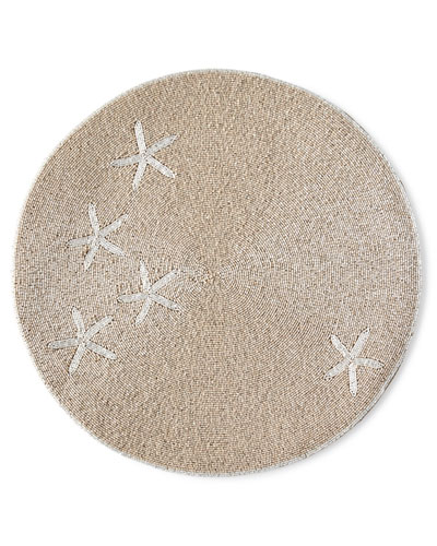 Taupe Starfish Placemat