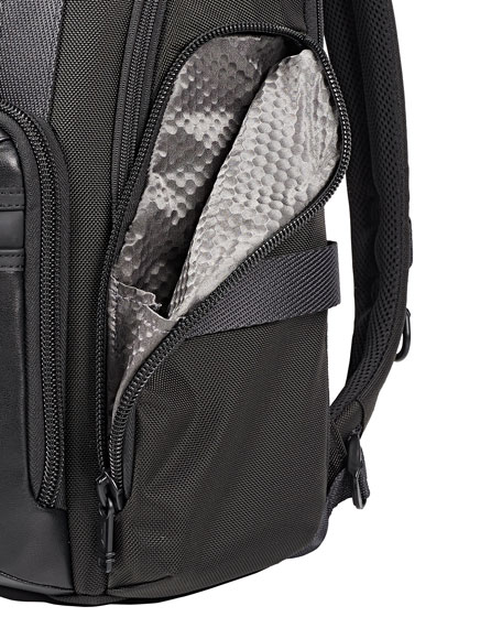 Sheppard Deluxe Backpack, Black