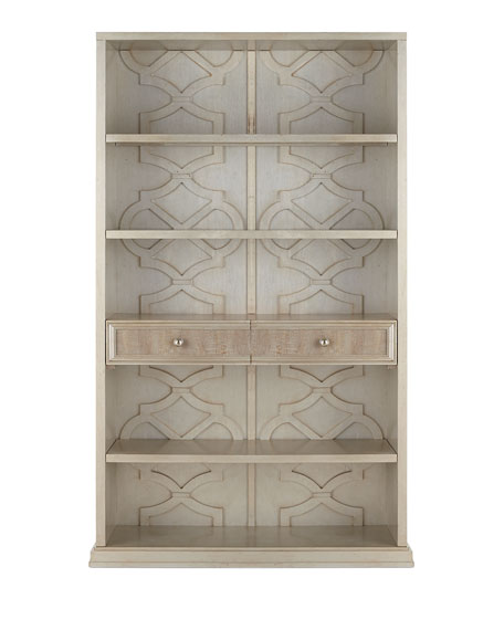 Seth Scroll Work Entertainment Bookcase