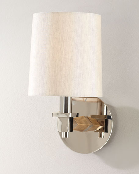 Jorgenson 1-Light Wall Sconce