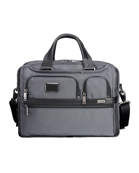 TUMI Expandable Organizer Computer Brief