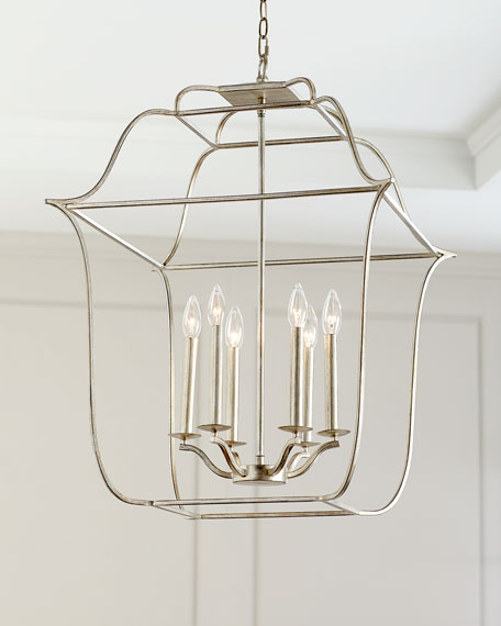 Cage 6-Light Chandelier