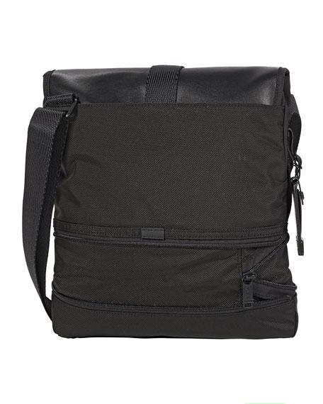 Travis Crossbody Bag, Black