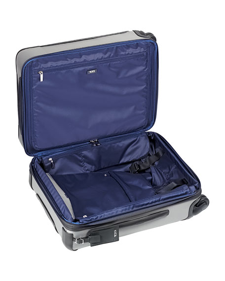 Alex Continental Expandable 4-Wheel Carry-On  Luggage