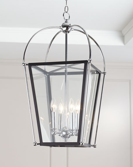 4-Light Foyer Pendant