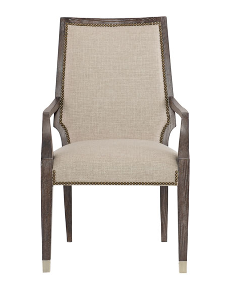 Clarendon Arm Chair, Pair