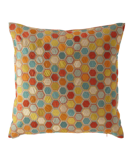 Gem Market Henna Pillow