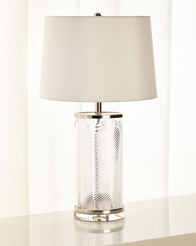 Westwood Nickel Table Lamp
