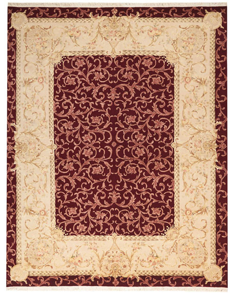 Regal One of a Kind Rug, 8.5' x 11.5'