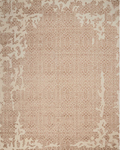 Champaign One of a Kind Rug, 9' x 12'