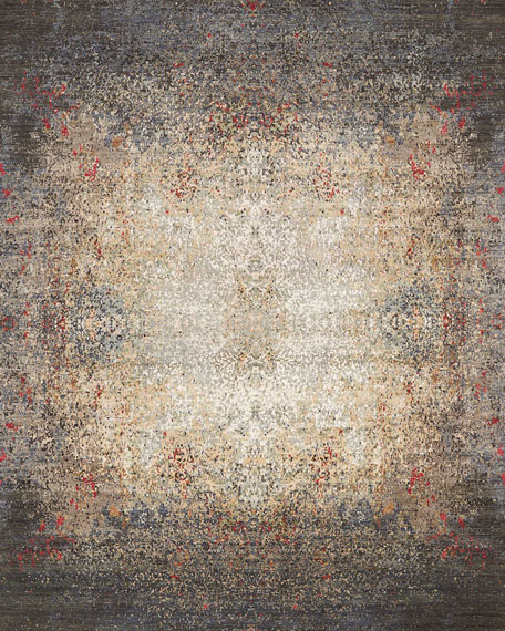 Chiaroscuro One of a Kind Rug, 8' x 10'