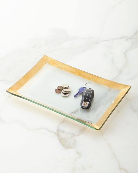 Annieglass Vanity Tray