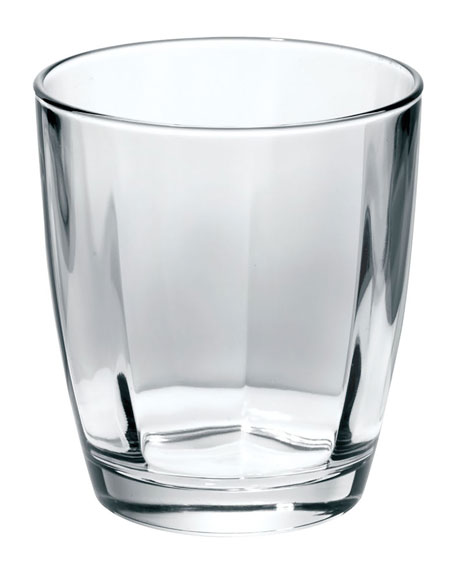 Optical Smoke Double Old-Fashioned, Gray
