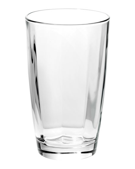 Optical Clear High Ball Glass