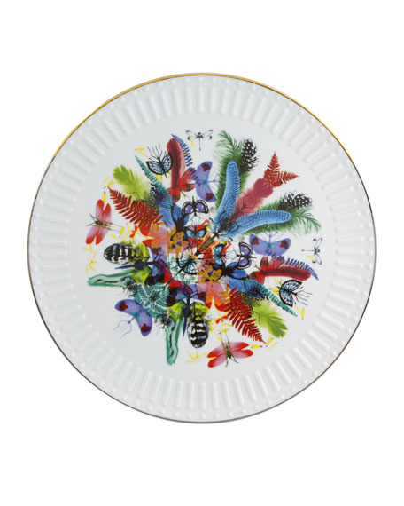 Christian Lacroix Caribe Dinner Plate and Matching Items