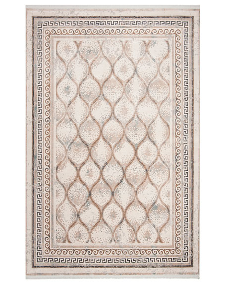 Alexia Power-Loomed Rug, 6' x 9'