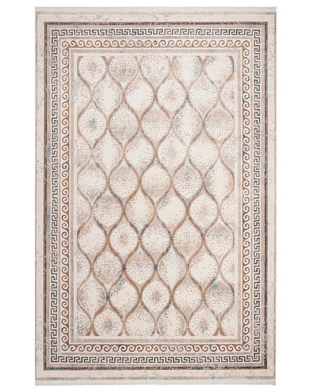 Alexia Power-Loomed Rug, 9' x 12'