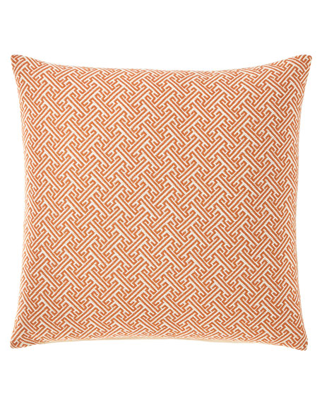 Eastern Accents Ingalls Knife Edge Pillow