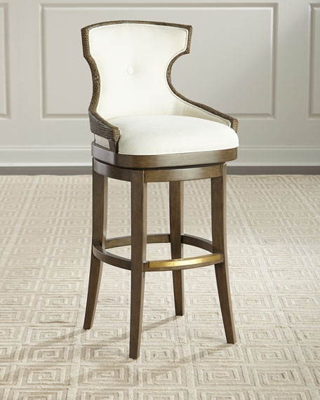 Palecek Zachary Bar Stool and Matching Items &