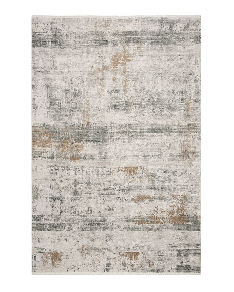 Eli Power-Loomed Rug, 6' x 9'