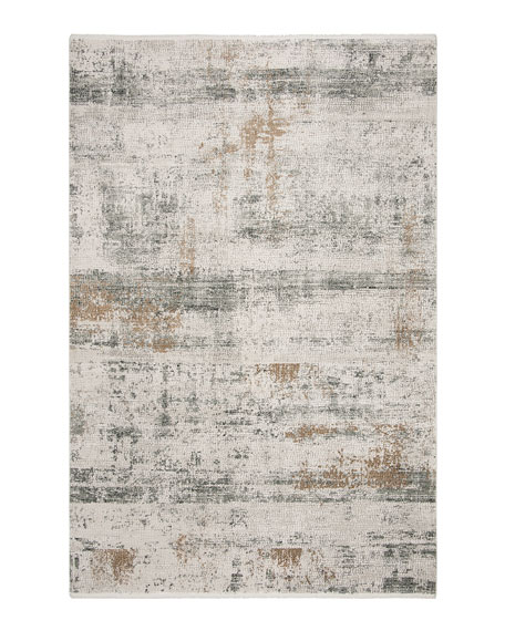 Eli Power-Loomed Rug, 4' x 6'