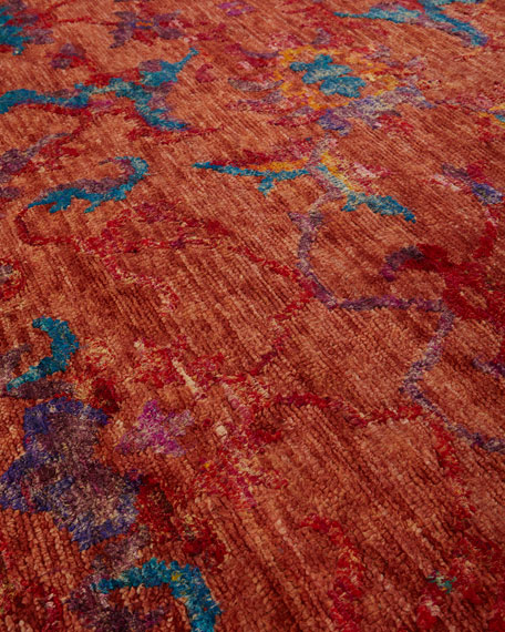 Cecily Hand-Knotted Rug, 6' x 9'