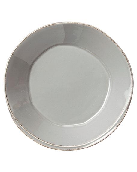 Vietri Lastra Pasta Bowl, Gray