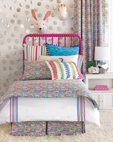 Gigi Queen Bed Scarf