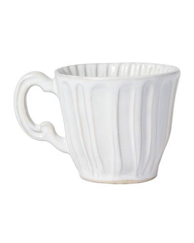 Incanto Stone White Stripe Mug