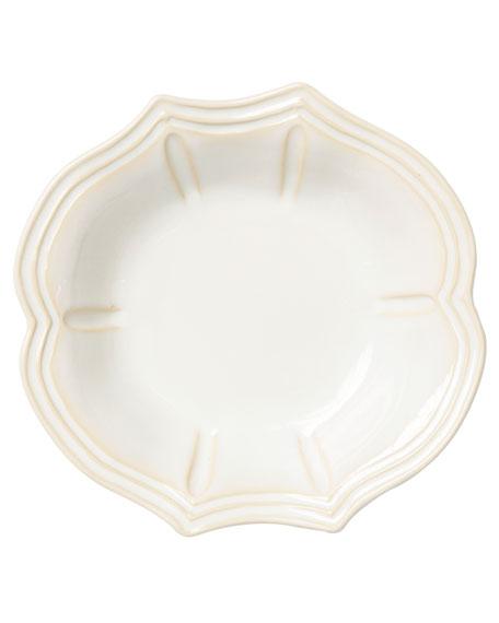 Incanto Stone Baroque Pasta Bowl, Linen