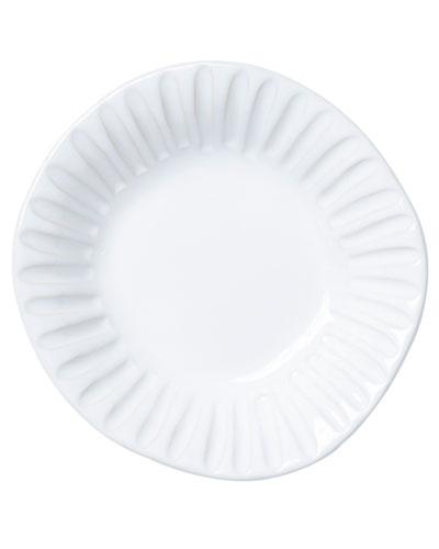 Incanto Stone Stripe Pasta Bowl, White