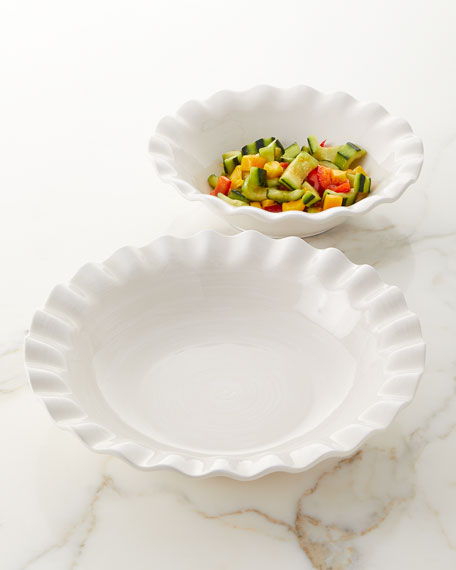Signature Ruffle Best Bowl Set